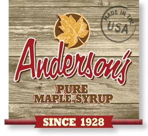 anderson's maple syrup