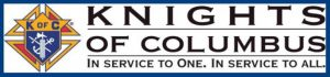 Knights of Columbus Sponsor